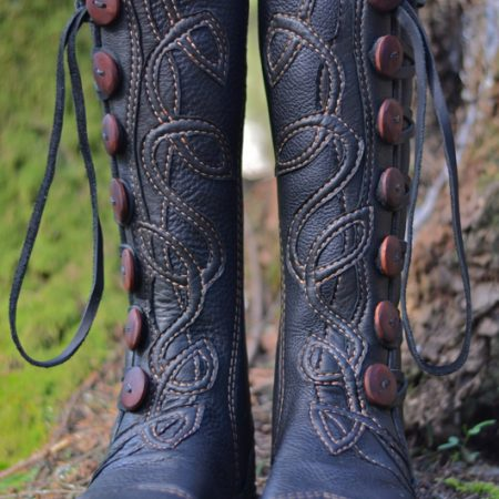 86ae3d86f5b3e Custom Moccasin Boots Archives - Soul Path Shoes