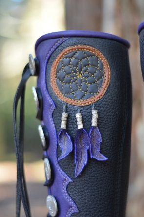 Dream Catcher Moccasins - 3